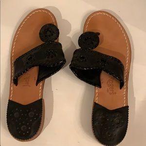 Jack Rodgers Sandals black